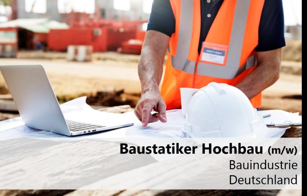Baustatiker Hochbau