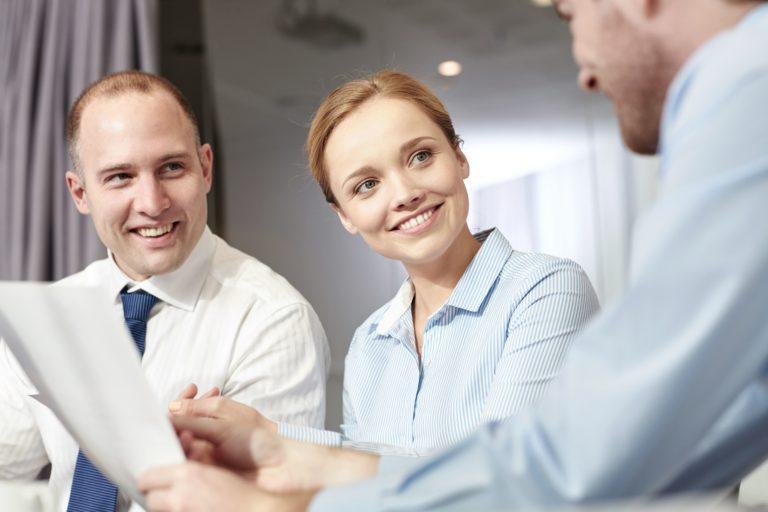 Individuelle Betreuung von der Erstellung der Unterlagen bis zum Zufriedenheits-Check